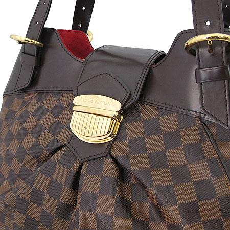 Louis Vuitton(루이비통) N41540 다미에 에벤 캔버스 시스티나 GM 토트백 [명동] 이미지5 - 고이비토 중고명품