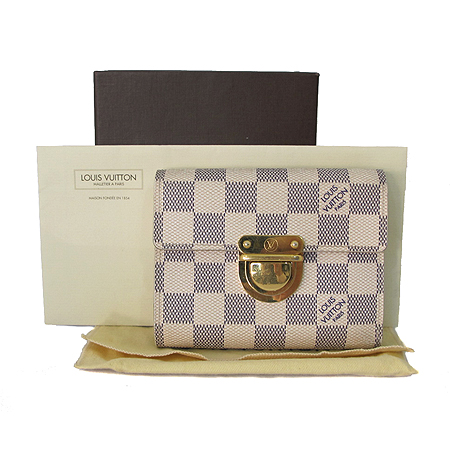 Louis Vuitton(���̺���) N60013 �ٹ̿� ĵ���� ���ָ� �ھ˶� ������ [�λ꺻��]