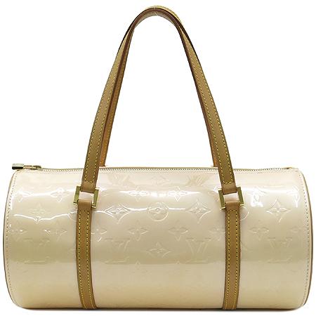 Louis Vuitton(루이비통) M91123 모노그램 베르니 베이지 베드포드 원통 토트백