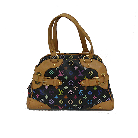 Louis Vuitton(루이비통) M40194 모노그램 멀티 컬러 블랙 클라우디아 숄더백 [잠실점]