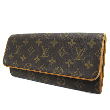 Louis Vuitton(루이비통) M51855 모노그램 캔버스 포쉐트 플로렌틴 파우치 + M67303 힙색 스트랩 [부천 현대점]