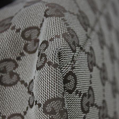 Gucci(구찌) 155524 GG로고 자가드 3색 스트랩 숄더백 + 매트 [명동매장] 이미지5 - 고이비토 중고명품