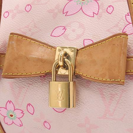 Louis Vuitton(루이비통) M92010 체리 블라섬 파필론 토트백 이미지4 - 고이비토 중고명품