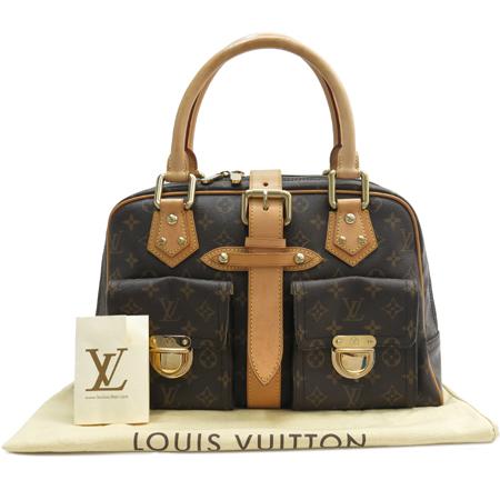 Louis Vuitton(루이비통) M40025 모노그램 캔버스 맨하탄GM 토트백