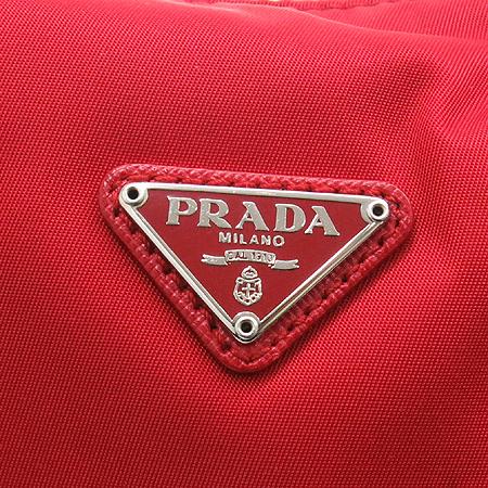 Prada(프라다) 1N1202 패브릭 파우치 숄더백