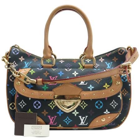 Louis Vuitton(루이비통) M40126 모노그램 멀티 컬러 블랙 리타 2WAY [부산서면롯데점]