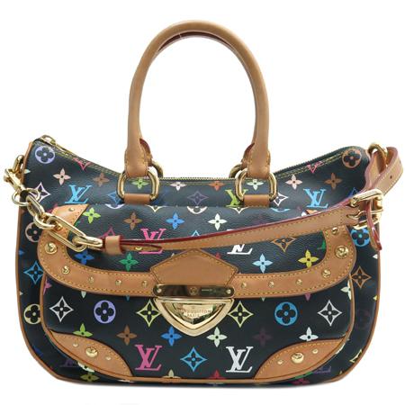 Louis Vuitton(루이비통) M40126 모노그램 멀티 컬러 블랙 리타 2WAY [부산본점]