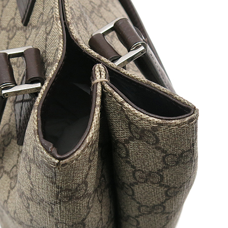 Gucci(구찌) 131220 GG로고 PVC 바겟 토트백 [동대문점] 이미지5 - 고이비토 중고명품