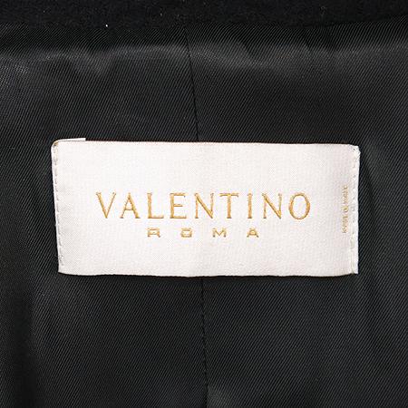 VALENTINO(발렌티노) 블랙컬러 퍼 코트