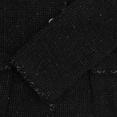 Time(타임) 블랙컬러 트위드 자켓