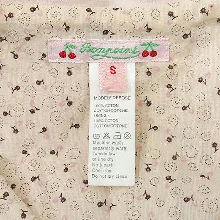 BONPOINT(봉쁘앙) 아동용 핑크컬러 코트