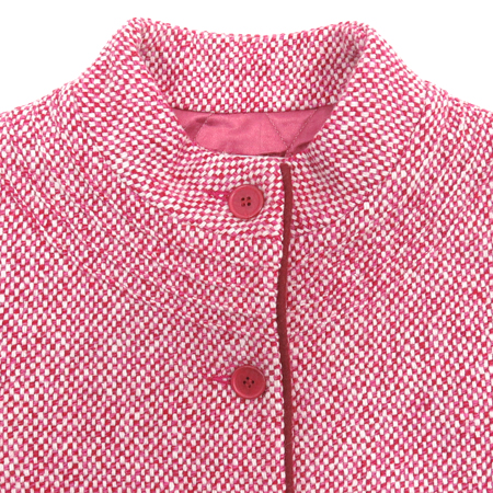 Cacharel(까사렐) 아동용 핑크컬러 코트