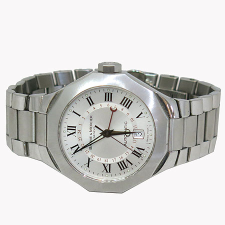 Baume&Mercier (보메메르시에) 8670 Riviera 오토매틱 남성용 스틸 시계 [일산매장]