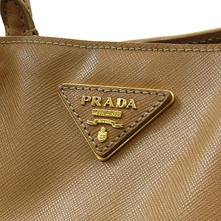 Prada(프라다) BN1844 카멜 사피아노 레더 럭스 토트백 [명동매장]