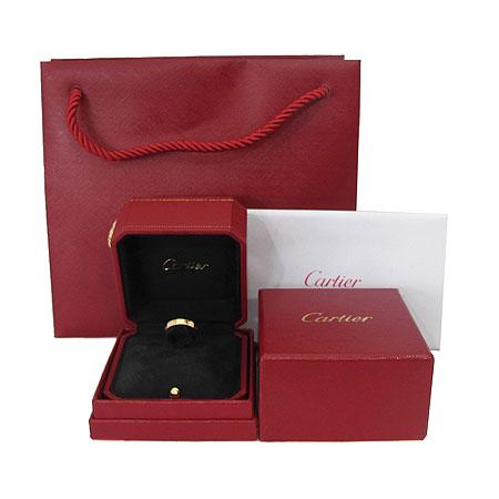 Cartier(��쿡) 18K(750) ���ο� ��� �̴� ���긵 ���� - 10ȣ [�?����]