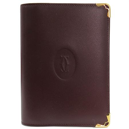 Cartier(까르띠에) 머스트 드 까르띠에 다이어리 + 속지 이미지2 - 고이비토 중고명품