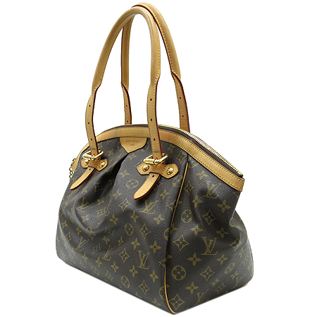 Louis Vuitton(���̺���) M40144 ���� ĵ���� Ƽ����GM �����