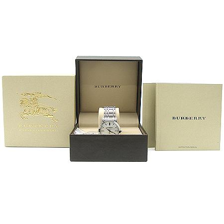 Burberry(버버리) BU1350 라운드 스틸 남성용 시계 [분당매장]