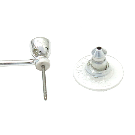 Swarovski(스와로브스키) 크리스탈 잠자리 장식 귀걸이