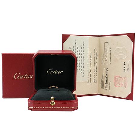 Cartier(까르띠에) B4085247 핑크골드 미니 러브링 반지-7호