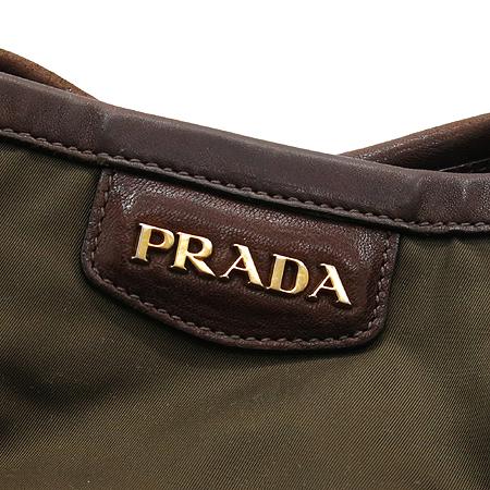 Prada(프라다) BR4193 TESSUTO(테수토) + CERVO(체르보) 숄더백