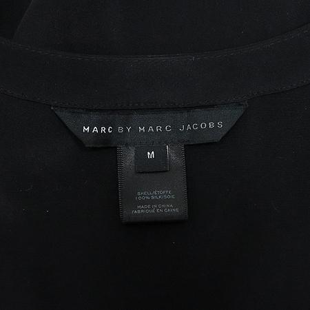 Marc by Marc Jacobs(마크바이마크제이콥스) 블랙 컬러 실크 민소매 원피스(허리끈 SET) [부산센텀본점]