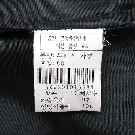UVA(우바) 블랙 컬러 정장