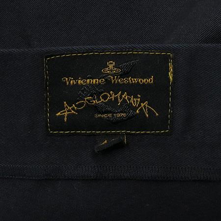 Vivienne_Westwood(비비안웨스트우드) 네이비 컬러 스커트