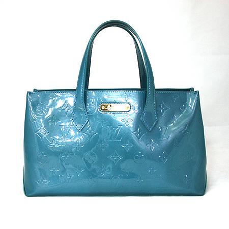 Louis Vuitton(루이비통) M91724 모노그램 베르니 윌셔 PM 토트백 [명동매장]