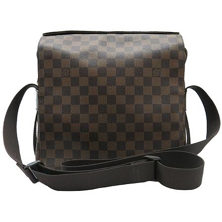 Louis Vuitton(루이비통) N45255 다미에 에벤 캔버스 나비길로 크로스백 이미지2 - 고이비토 중고명품