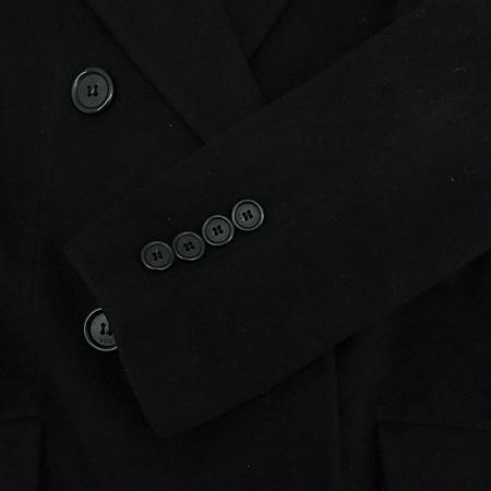 VOV(보브) 블랙 컬러 코트