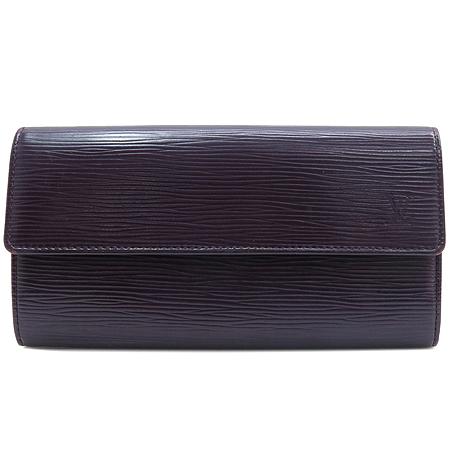 Louis Vuitton(루이비통) 에삐 레더 사라 월릿 장지갑 [압구정매장]