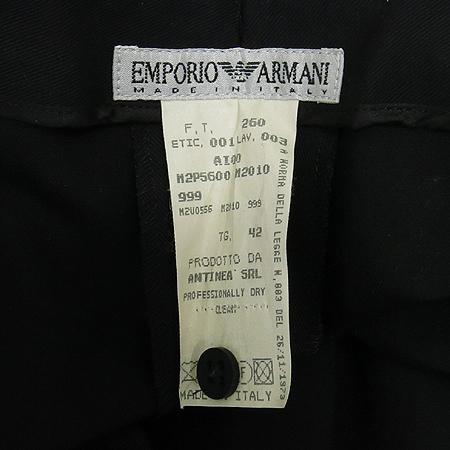Emporio Armani(엠포리오 아르마니) 블랙컬러 집업 정장 이미지3 - 고이비토 중고명품
