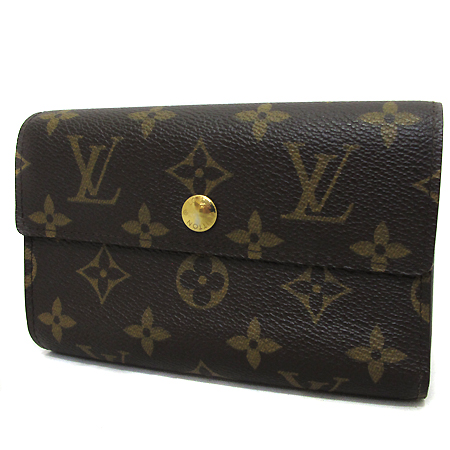 Louis Vuitton(루이비통) M60047 모노그램 캔버스 알렉산드라 월릿 중지갑 [부천 현대점] 이미지3 - 고이비토 중고명품