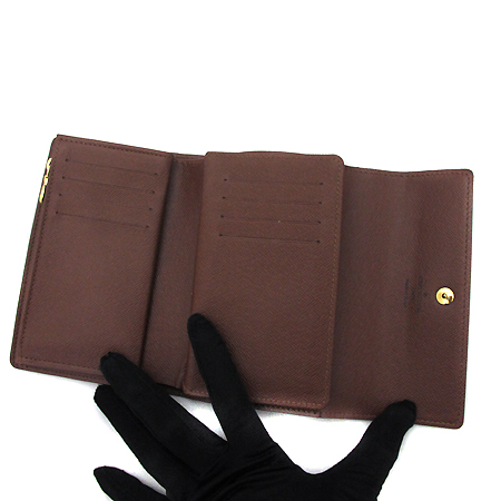 Louis Vuitton(루이비통) M60047 모노그램 캔버스 알렉산드라 월릿 중지갑 [부천 현대점] 이미지4 - 고이비토 중고명품