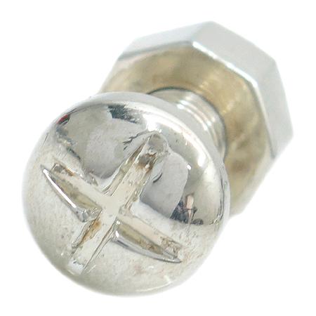 Tiffany(티파니) 925(실버) 볼트 장식 커브스 버튼 이미지5 - 고이비토 중고명품