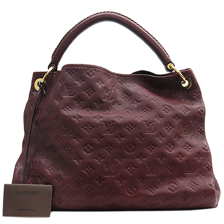 Louis Vuitton(���̺���) M93447 ���׷� ������Ʈ ��ġ MM �����