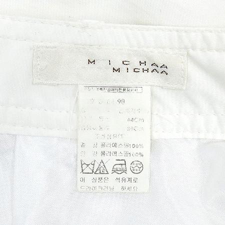 MICHAA(미샤) 화이트 컬러 스커트