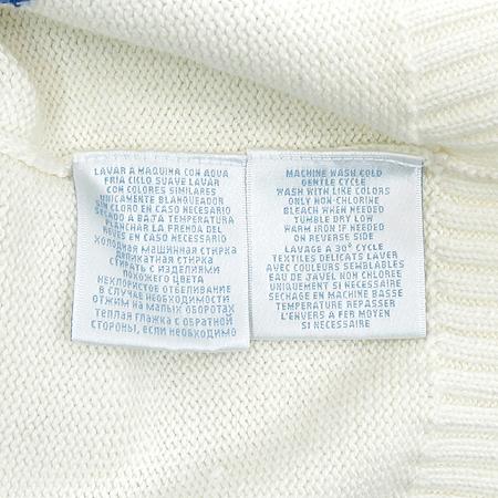 Polo Ralphlauren(폴로) 유아용 화이트 컬러 니트[인천점] 이미지4 - 고이비토 중고명품
