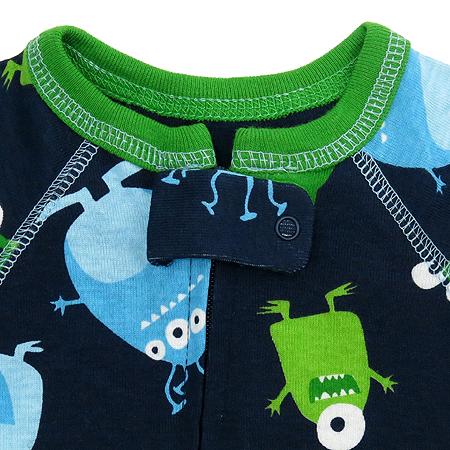 CARTER'S(카터스) 유아용 네이비 컬러 우주복