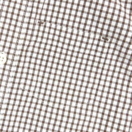 GYMBOREE(짐보리) 유아용 블록스트라이프 패턴 남방