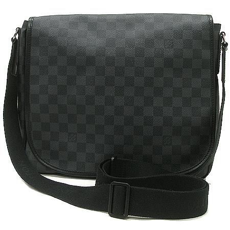 Louis Vuitton(루이비통) N58029 다미에 그라피트 캔버스 다니엘 MM 크로스백