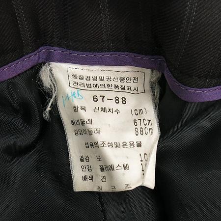 IZZAT BABA(아이잗바바) 다크 브라운 컬러 정장