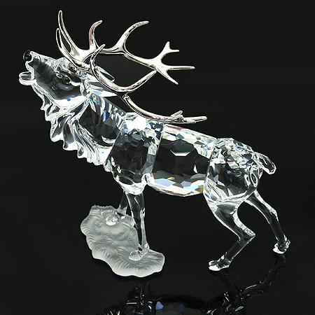 Swarovski(스와로브스키) 순록 크리스탈 장식품 이미지3 - 고이비토 중고명품