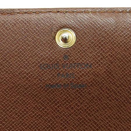 Louis Vuitton(루이비통) M61736 모노그램 캔버스 트레조 월릿 중지갑