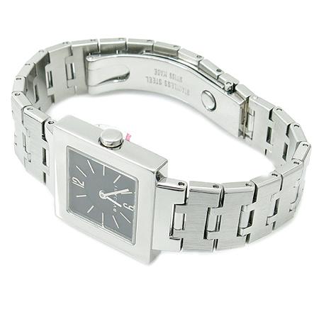 Bvlgari(불가리) SQ22SS 사각 스틸 밴드 여성용 시계 이미지2 - 고이비토 중고명품