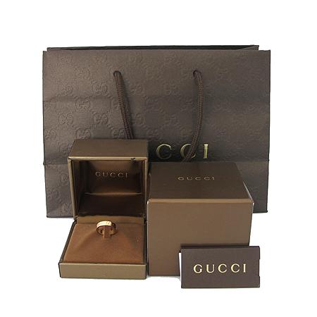 Gucci(구찌) 18K(750) 옐로우 골드 ICON(아이콘) 반지-6호 [동대문점]
