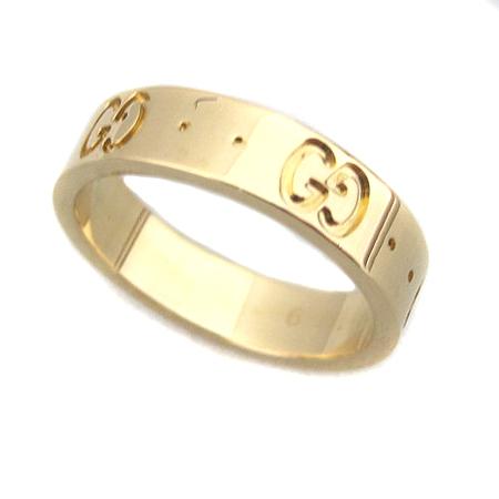 Gucci(구찌) 18K(750) 옐로우 골드 ICON(아이콘) 반지-6호 [동대문점] 이미지2 - 고이비토 중고명품