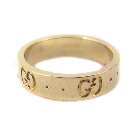 Gucci(구찌) 18K(750) 옐로우 골드 ICON(아이콘) 반지-6호 [동대문점] 이미지3 - 고이비토 중고명품