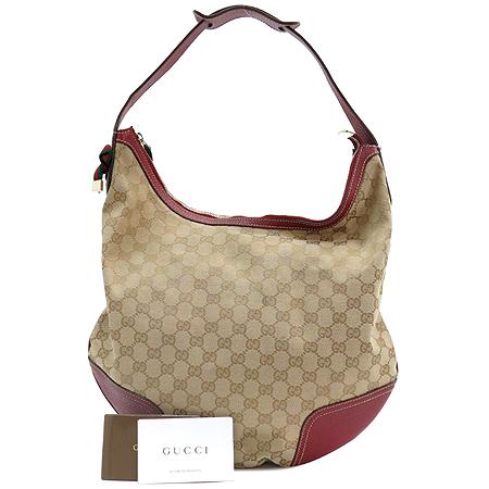 Gucci(����) 162882 GG �ΰ� �ڰ��� �����Ƽġ ������� ȣ�� �����